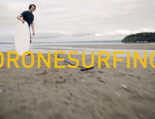 Drone Surfing